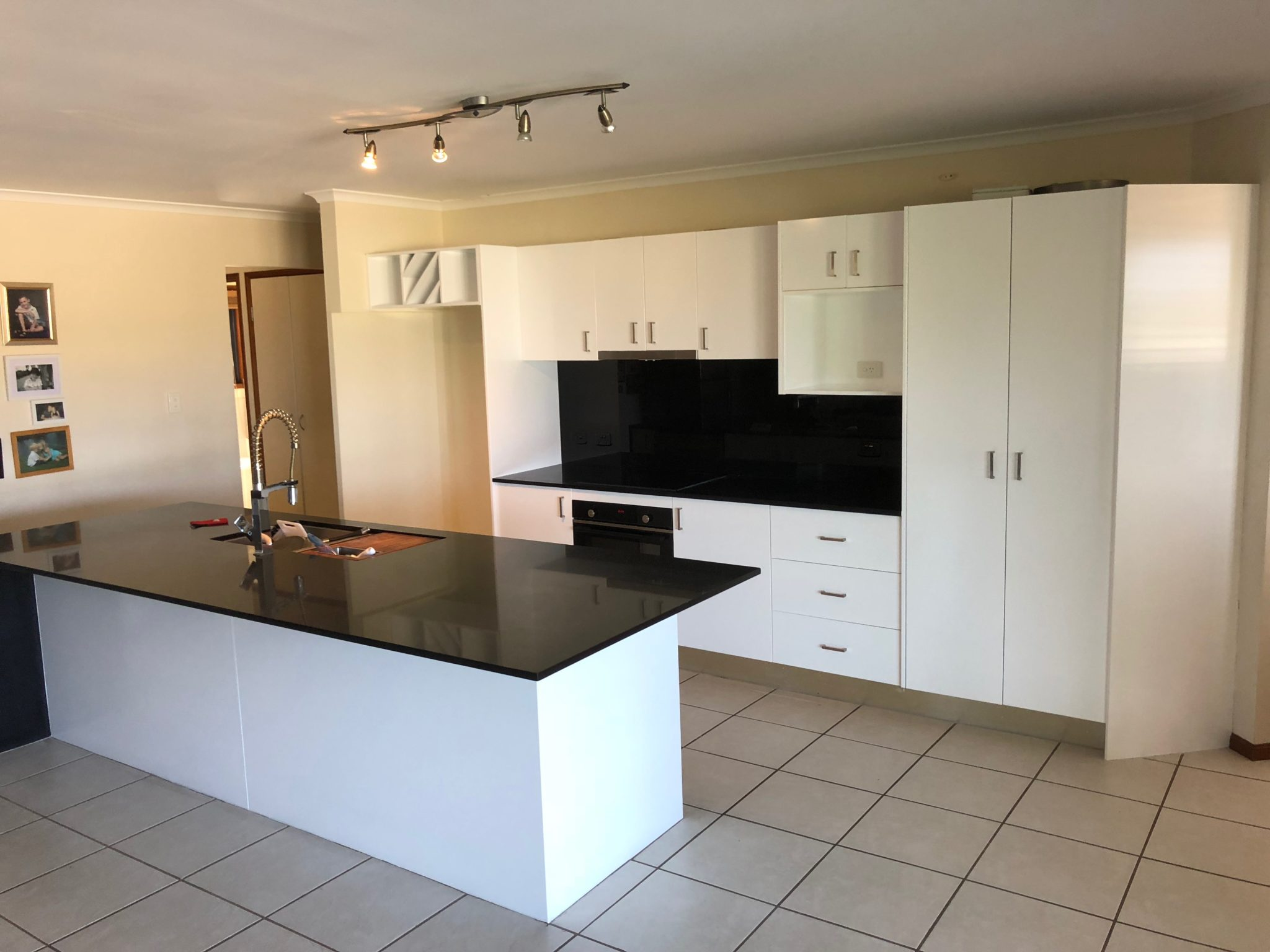 Edge Resurfacing Kitchen Makeover Sunshine Coast